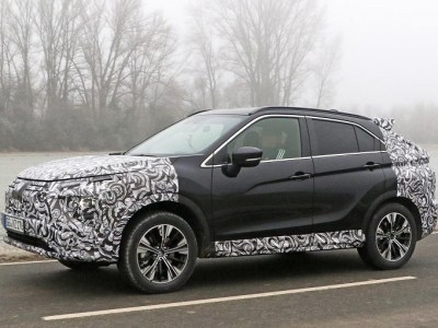 2021 Mitsubishi Eclipse Cross featured