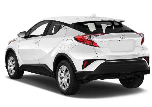 2021 Toyota C-HR rear