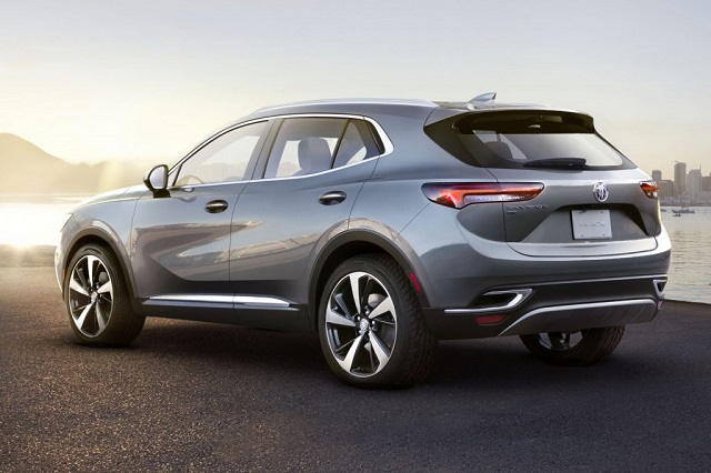 2021 Buick Envision Release Date