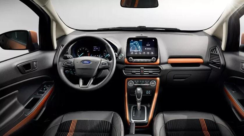 2021 Ford EcoSport USA