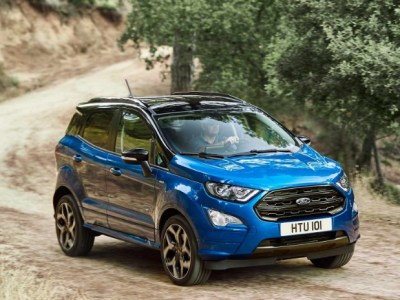 2021 Ford EcoSport featured