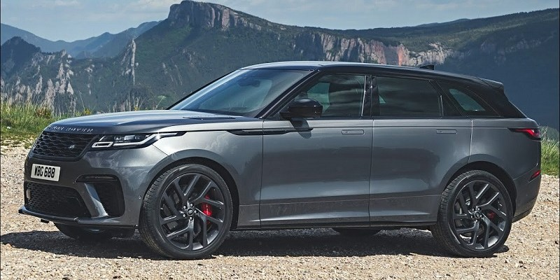 2021 Range Rover Velar featured