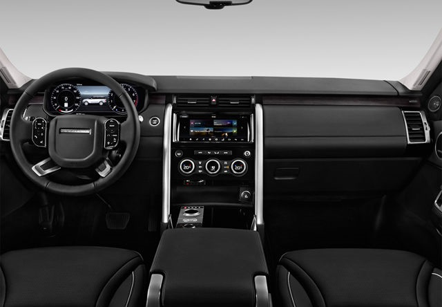 2021 Land Rover Discovery Interior