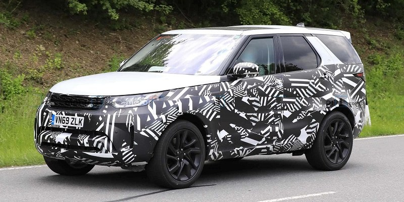 2021 Land Rover Discovery featured