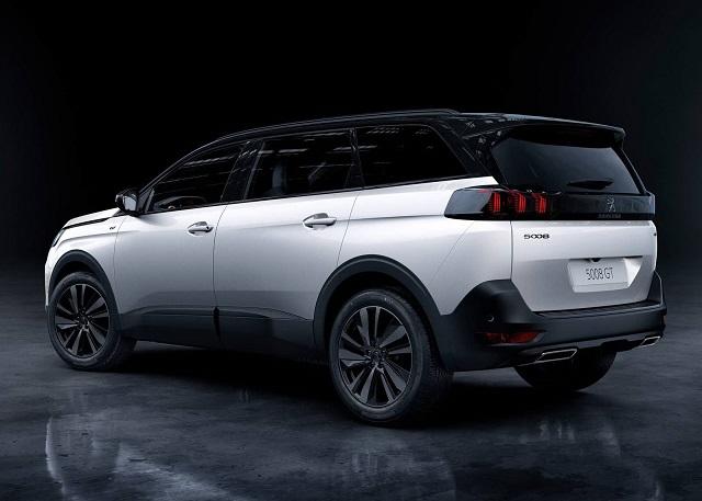 2021 Peugeot 5008 release date