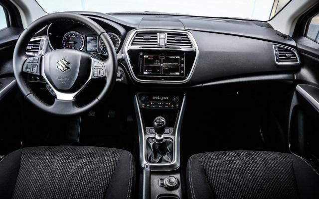 2021 Suzuki SX4 S-Cross interior
