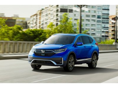 2022 Honda CR-V featured