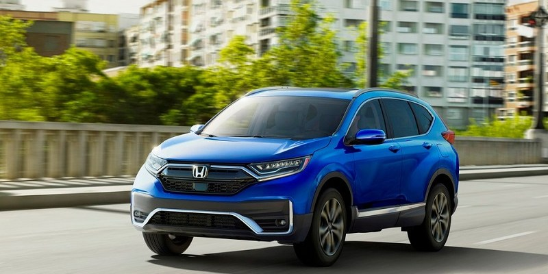 2022 Honda CR-V featured