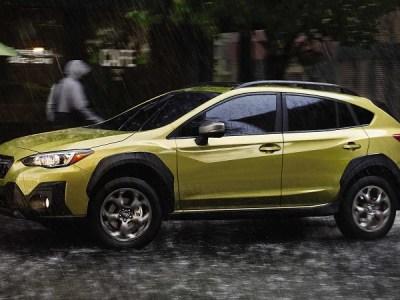 2022 Subaru Crosstrek