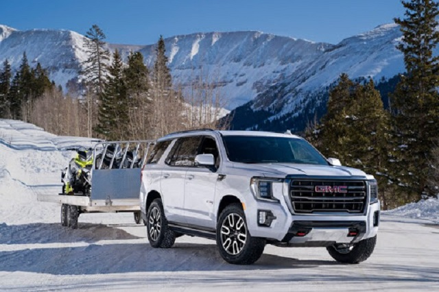 2022 GMC Yukon AT4