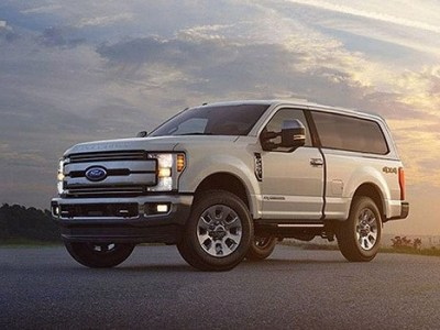 2022 Ford Excursion