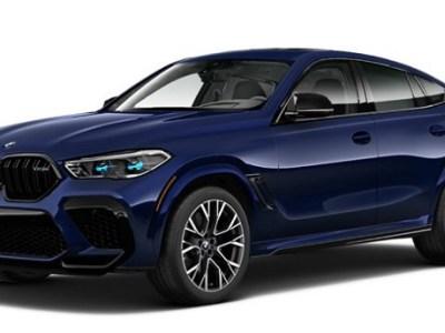 2022 BMW X6 feattured