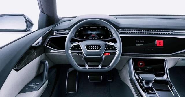 2022 Audi Q9 Interior Render