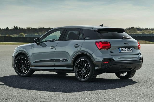 2022 Audi Q2 release date