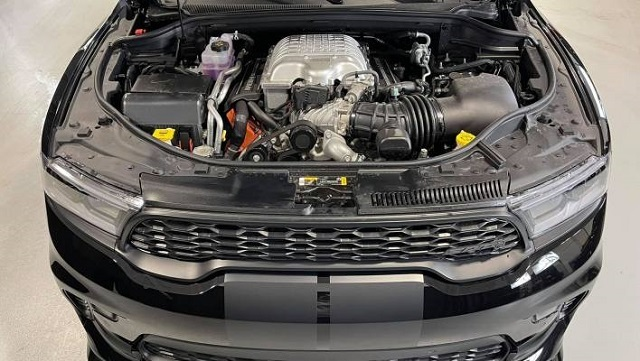 2023 Dodge Durango Hellcat