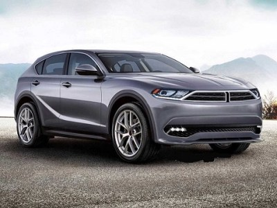 2023 Dodge Durango rendering photo