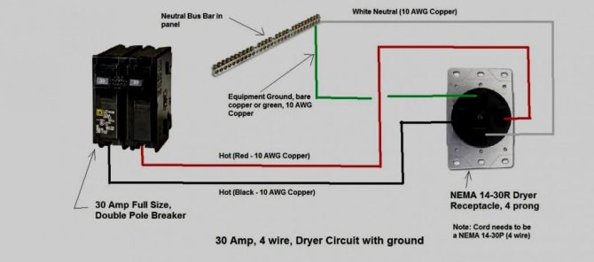 🏆 diagram in pictures database 4 prong 250vac wiring
