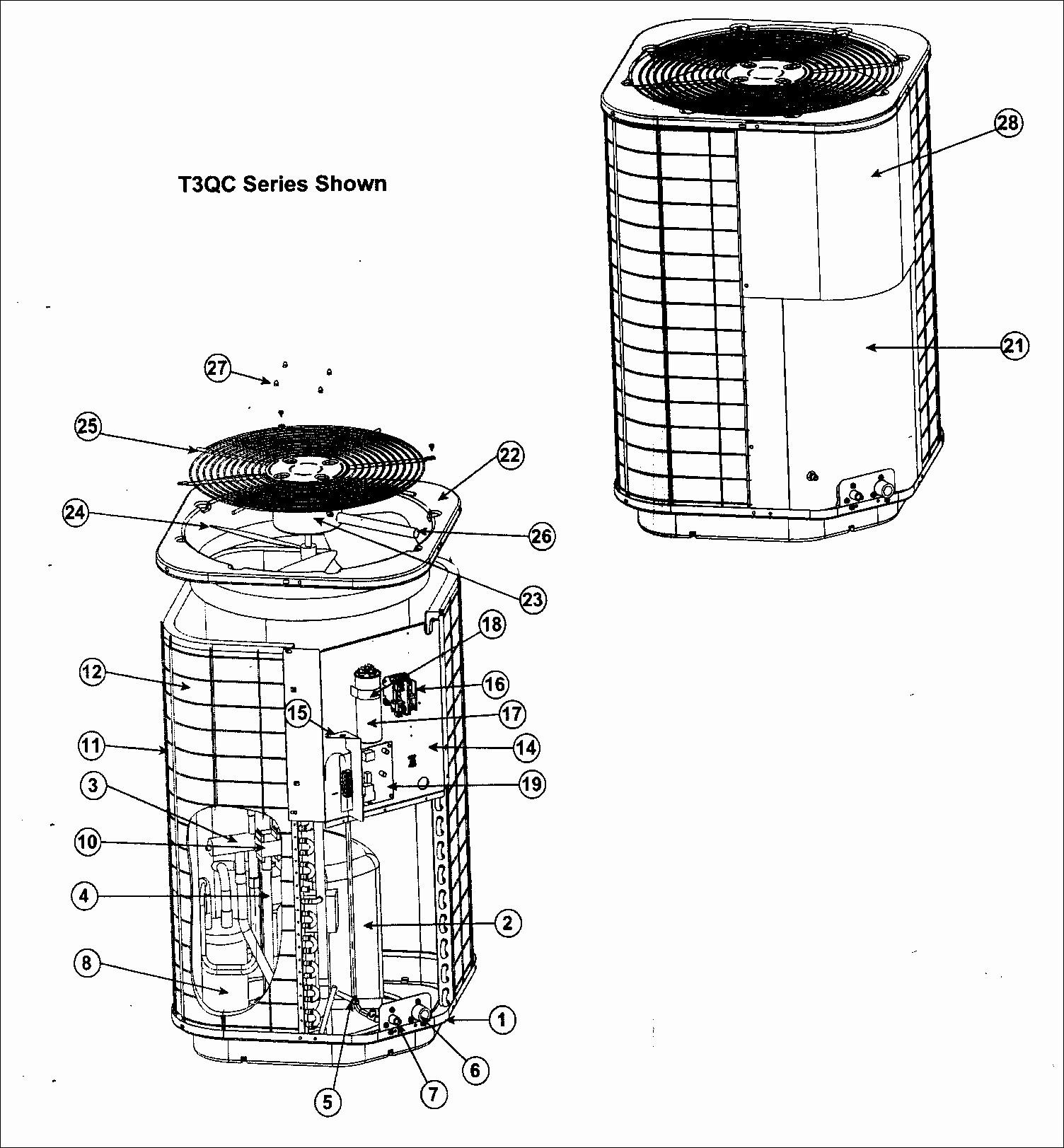 Nordyne Wiring Diagram Electric Furnace