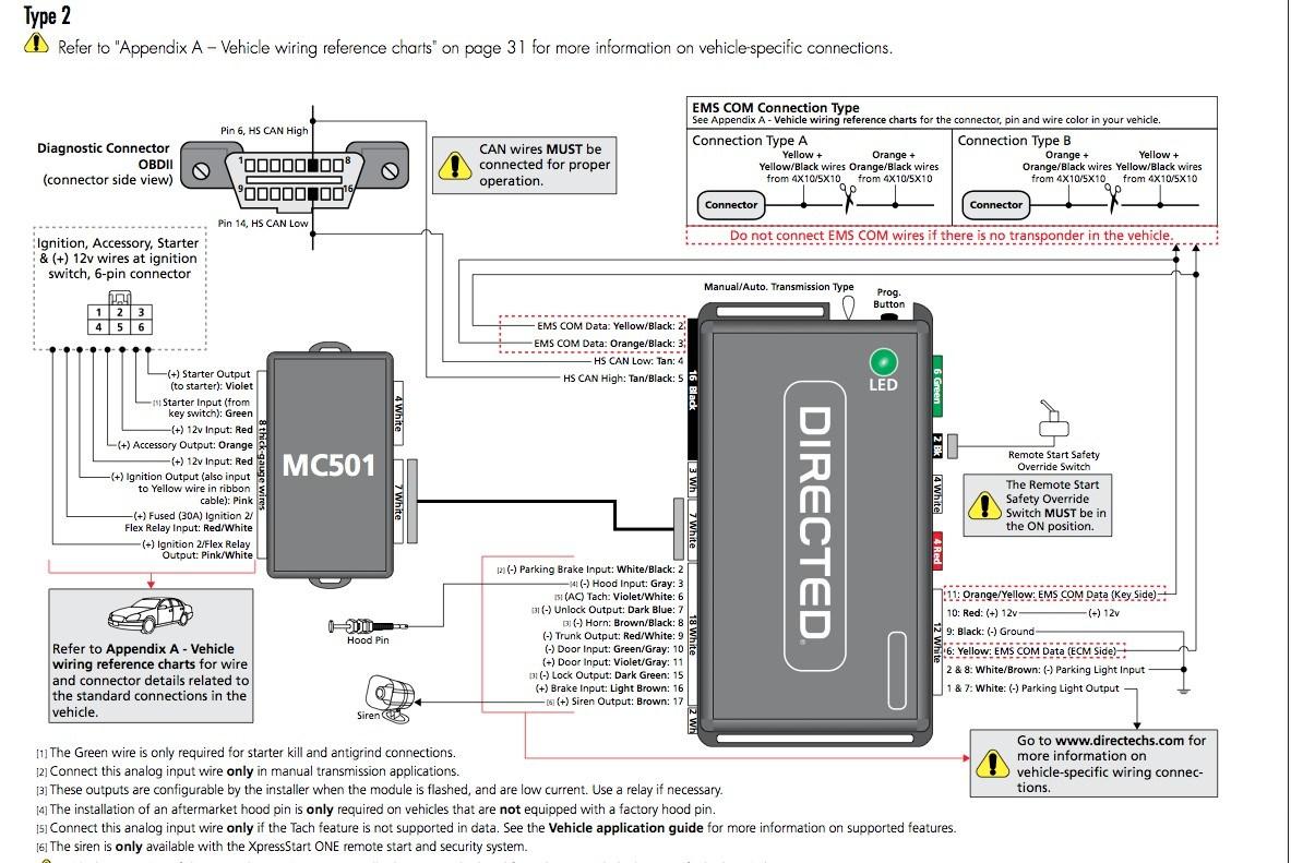 Viper V Remote Start Wiring Diagram