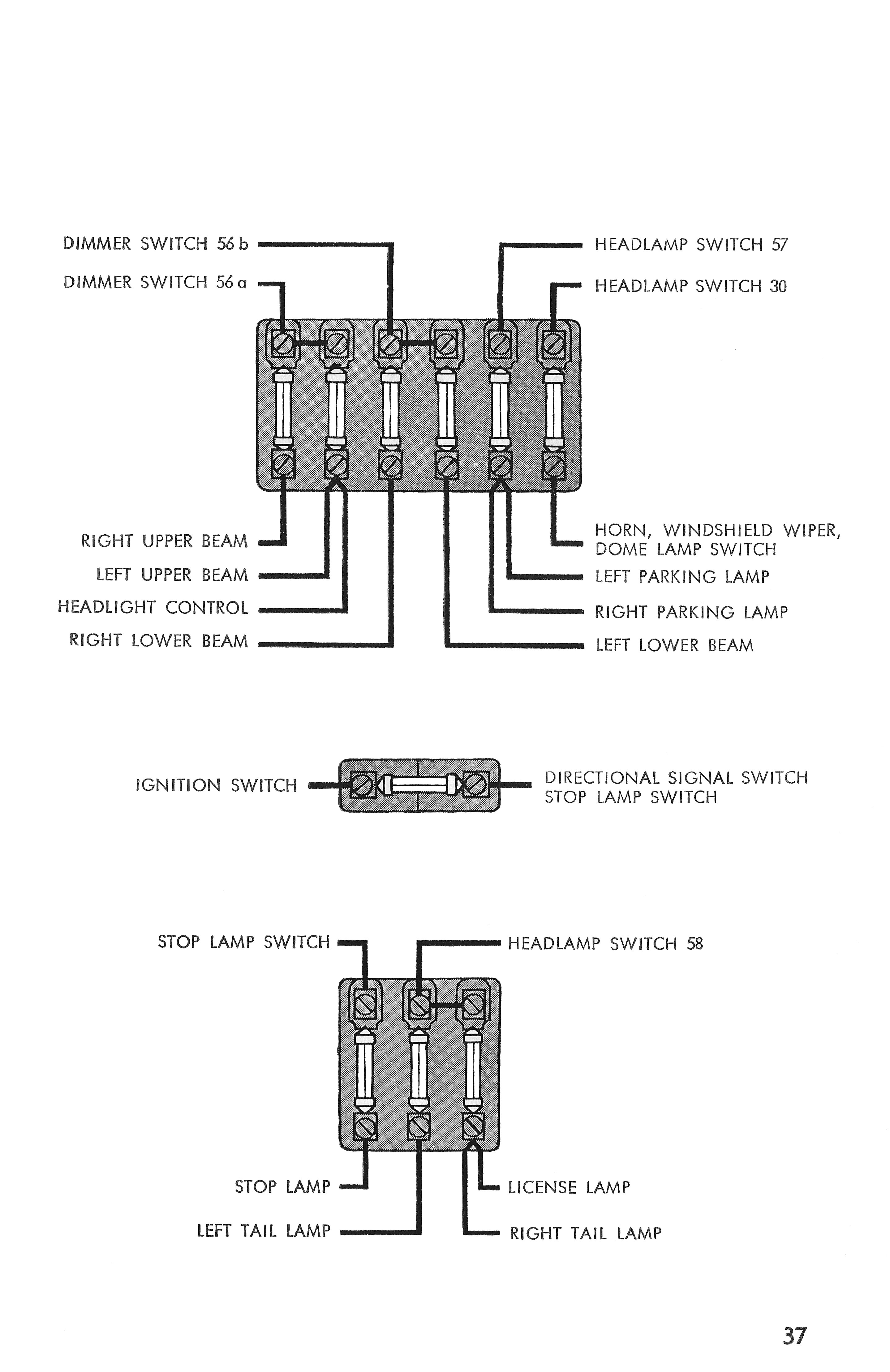 Headlight Dimmer Switch Wiring Diagram For Saleexpert Me