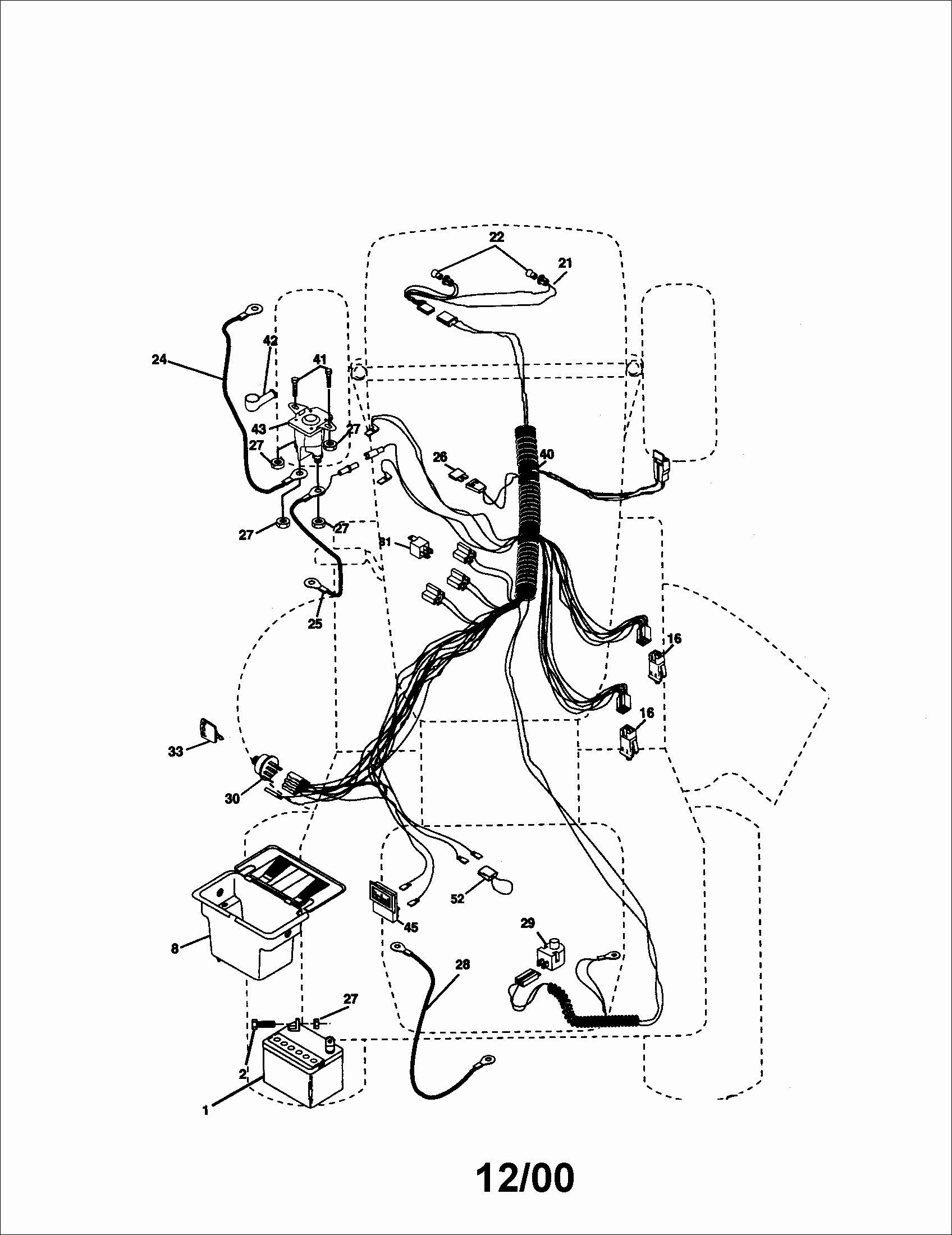 Craftsman Model 917 Wiring Diagram