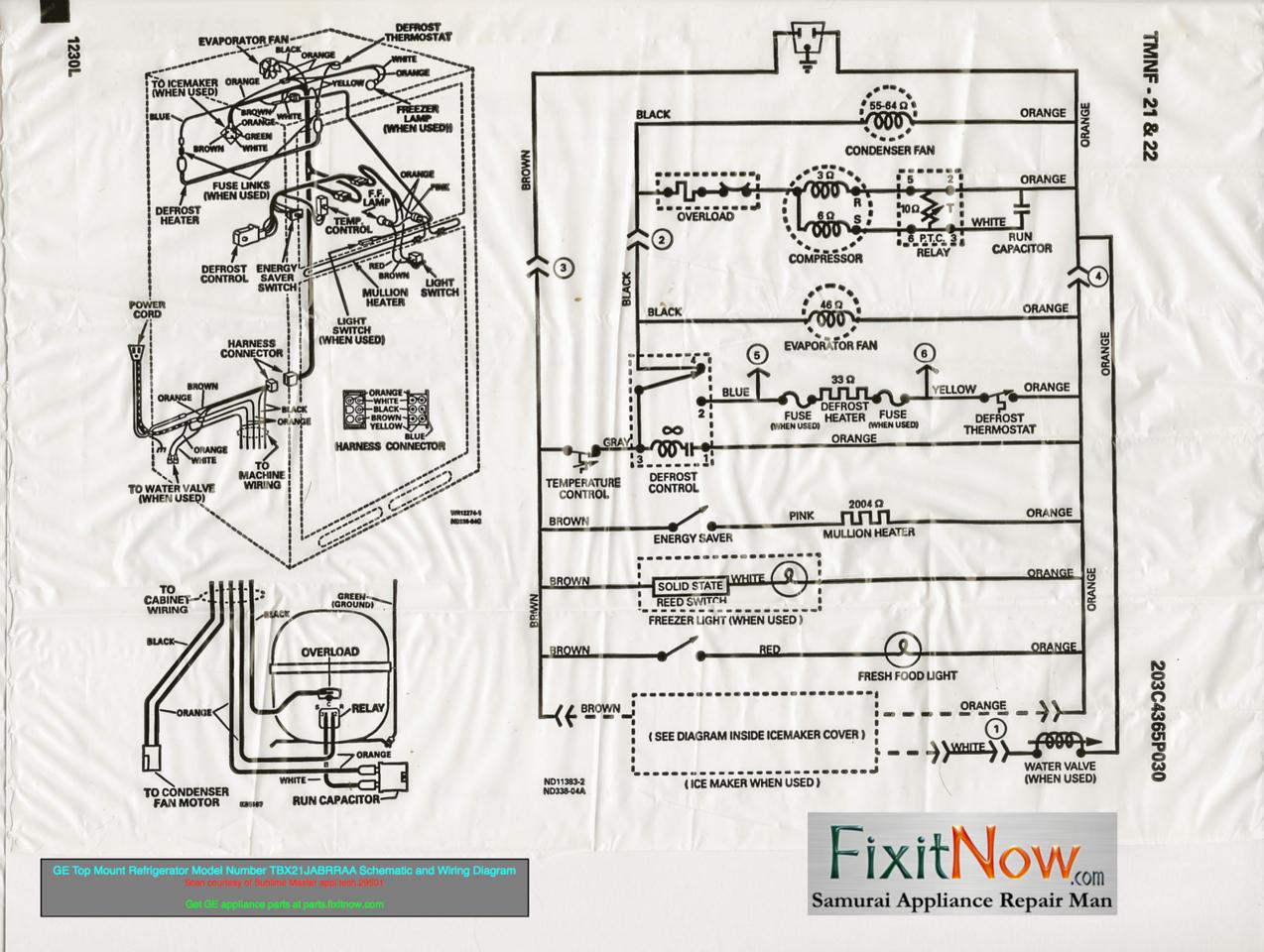 Ge Stove Wiring Schematic Wiring Diagram