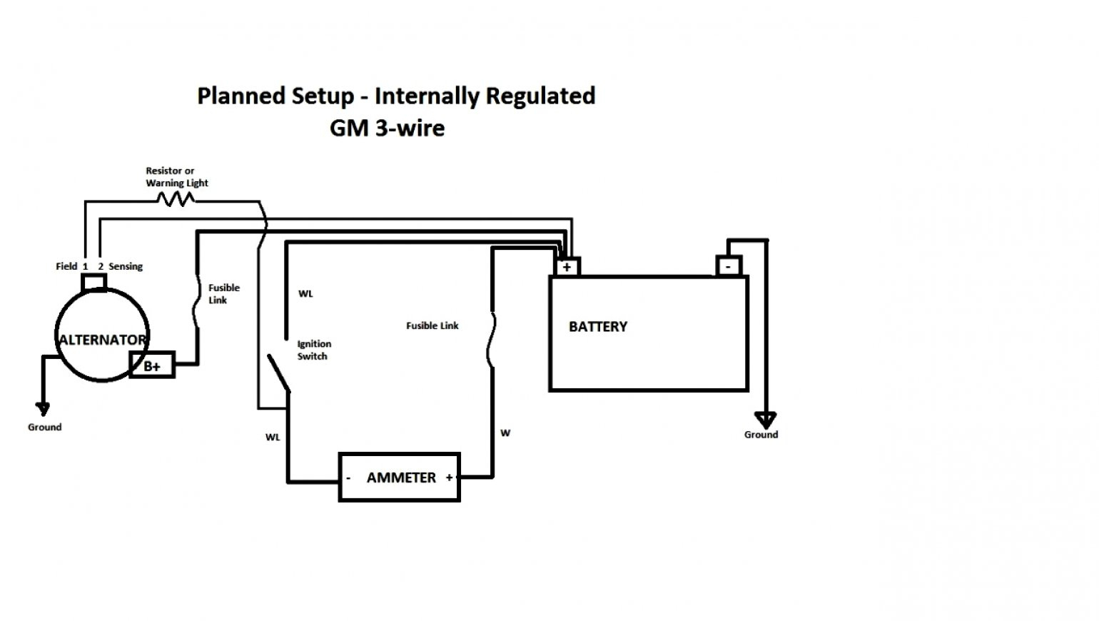 Gm 3 1 Wiring Wiring Diagram