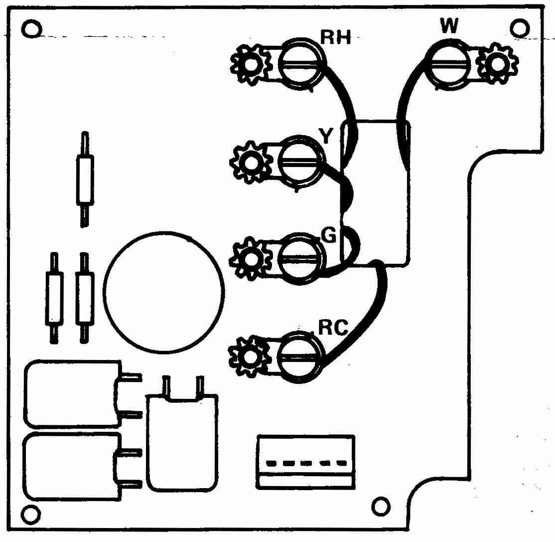 White Rogers Thermostat Wiring Diagram