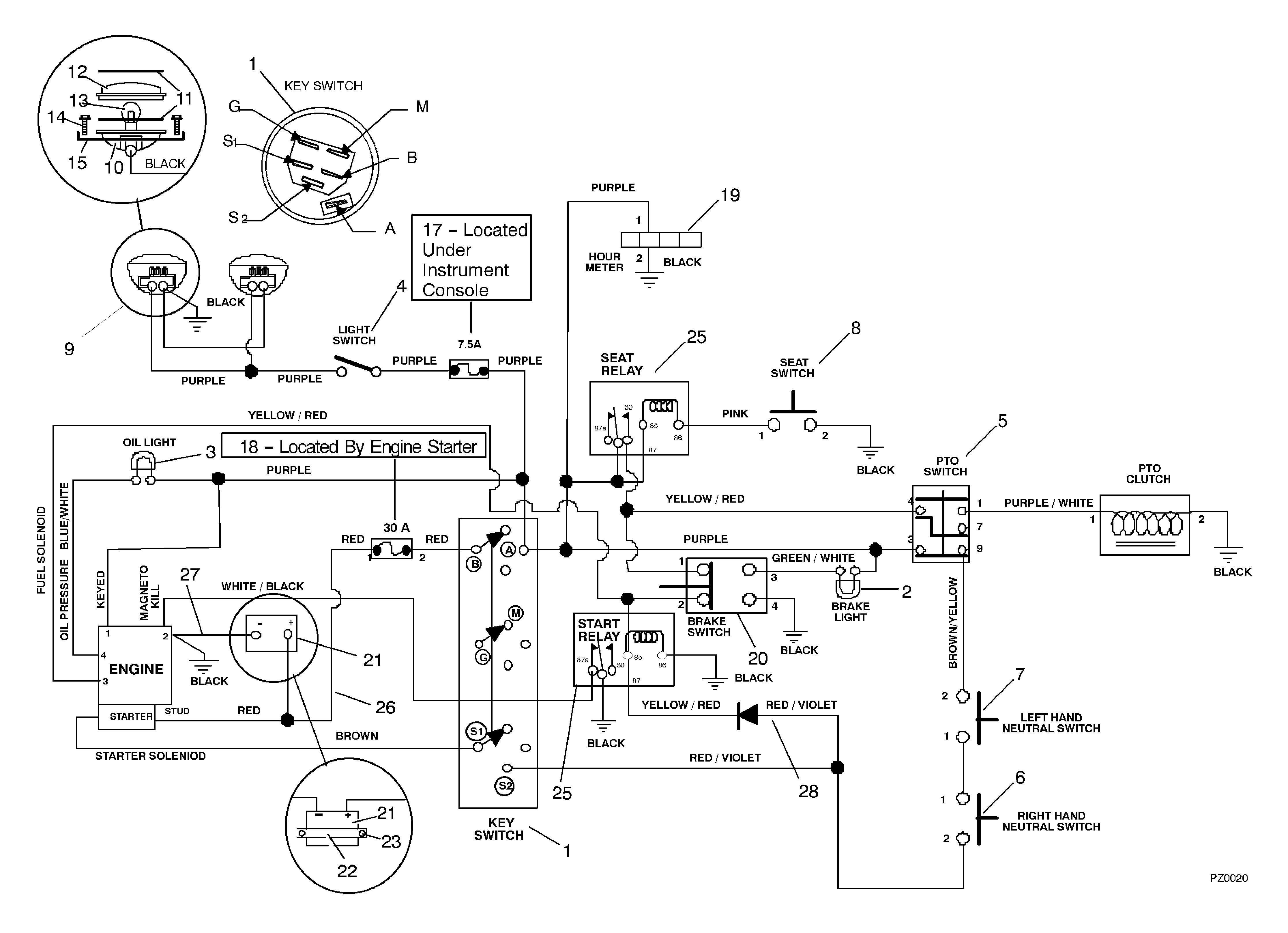 Kohler Command 12 5 Wiring Diagram