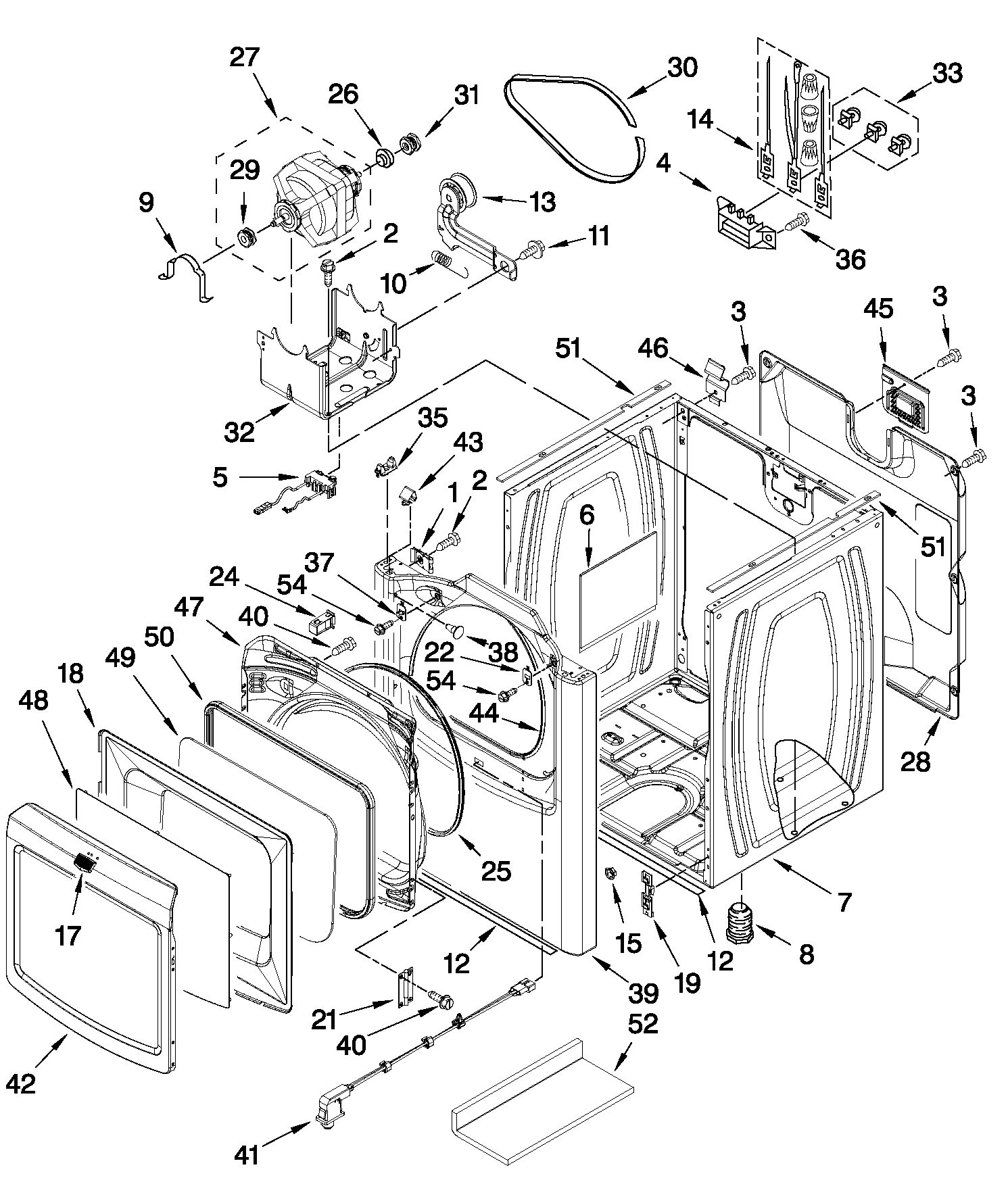 Wiring Diagram For Maytag Centennial Dryer