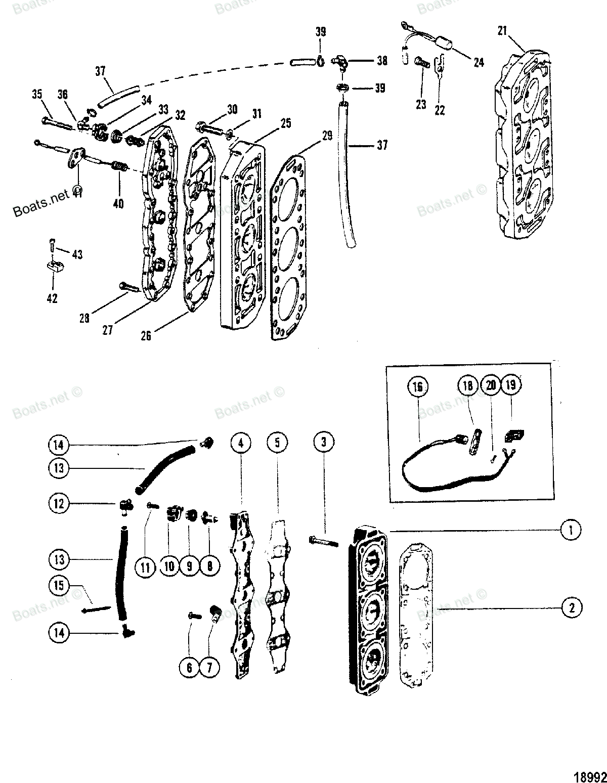 Boat Fuse Panel Wiring Diagram