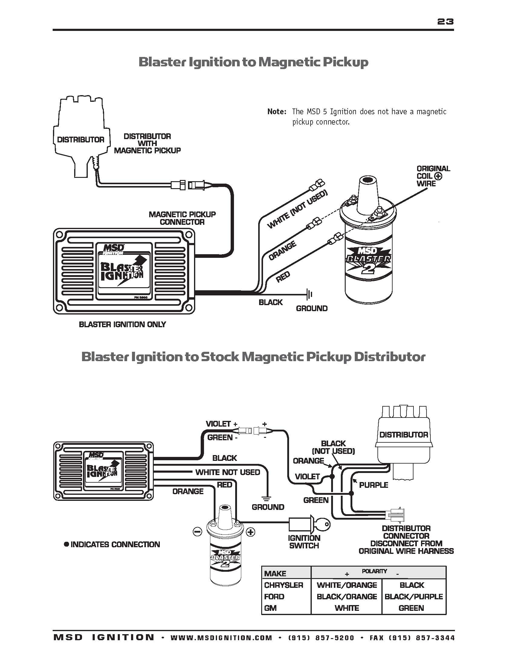 Msd Wiring Diagrams Brianesser