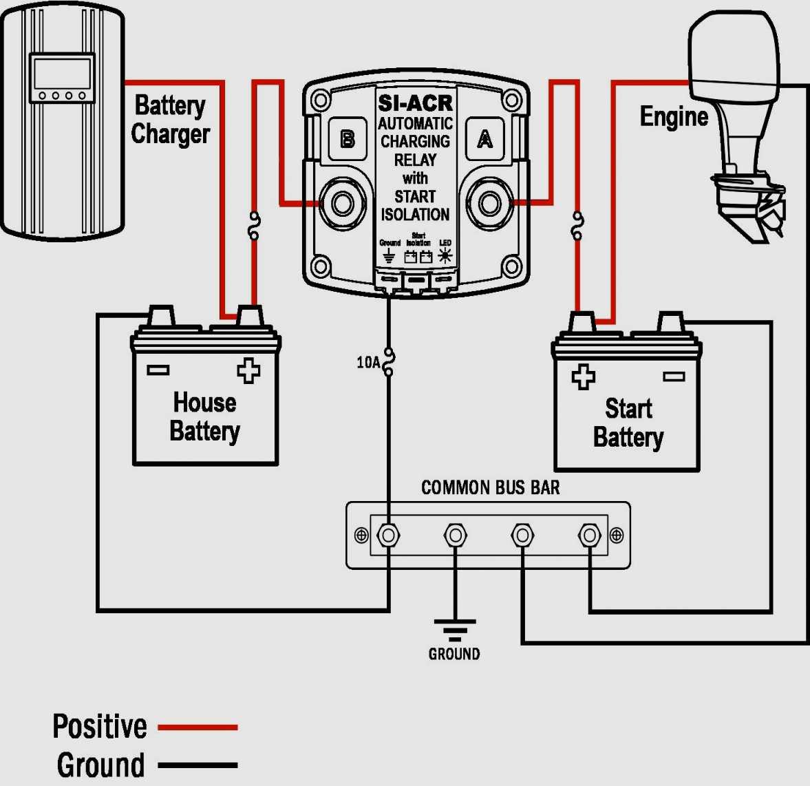 Perko Battery Switch Wiring Diagram