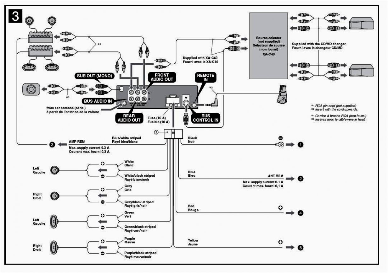 Sony Drive S Wiring Diagram