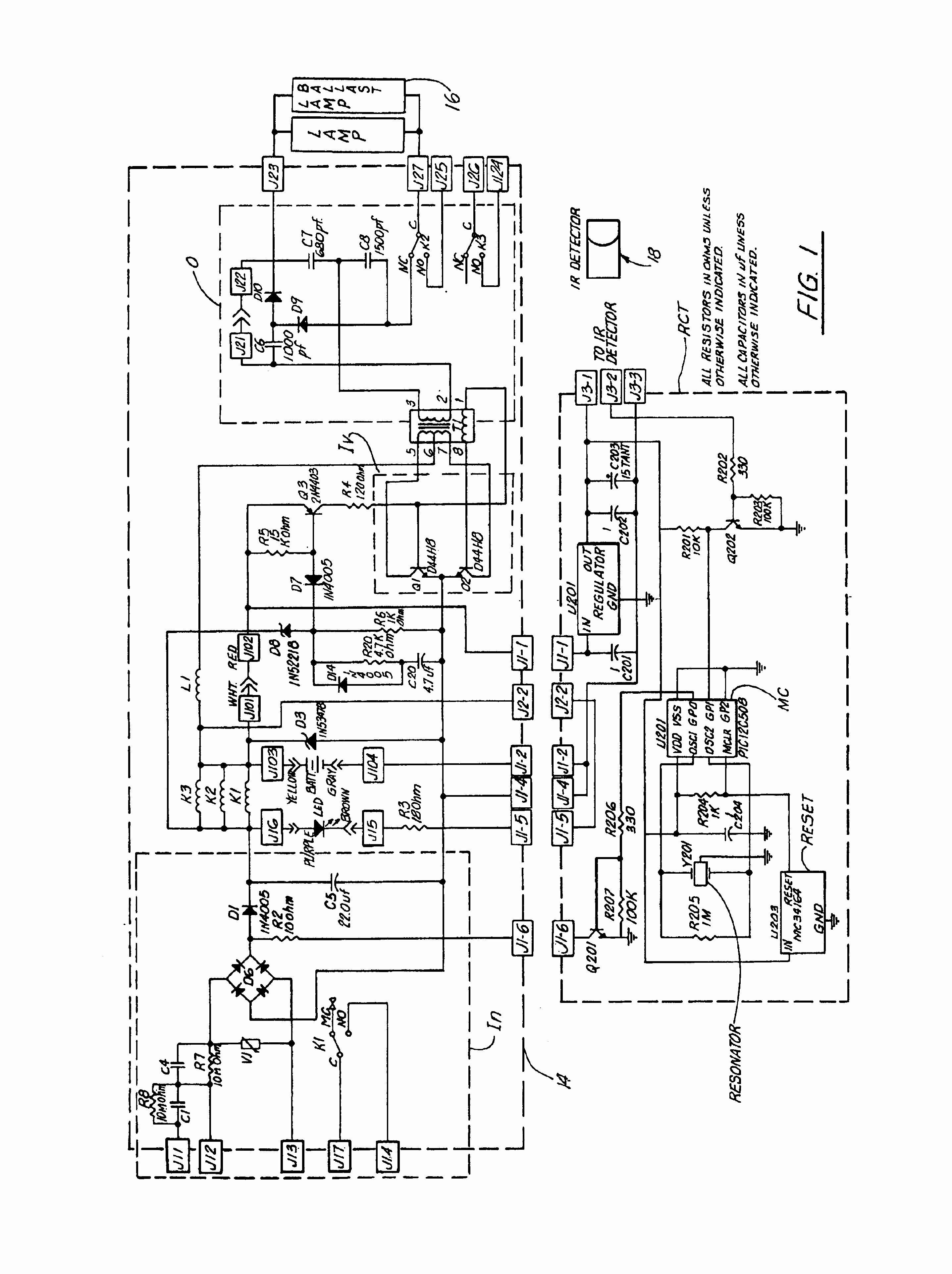 Philips Advance Ballast Wiring Diagram Recent 2 Lamp T8