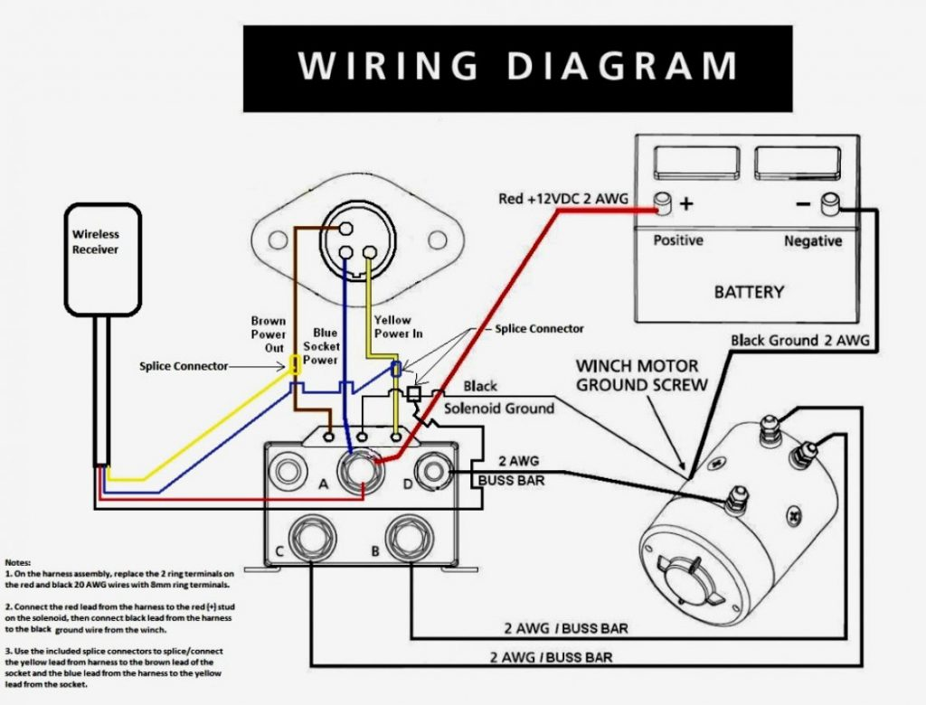 Warn Winch Motor Wiring Diagram Manual E Books