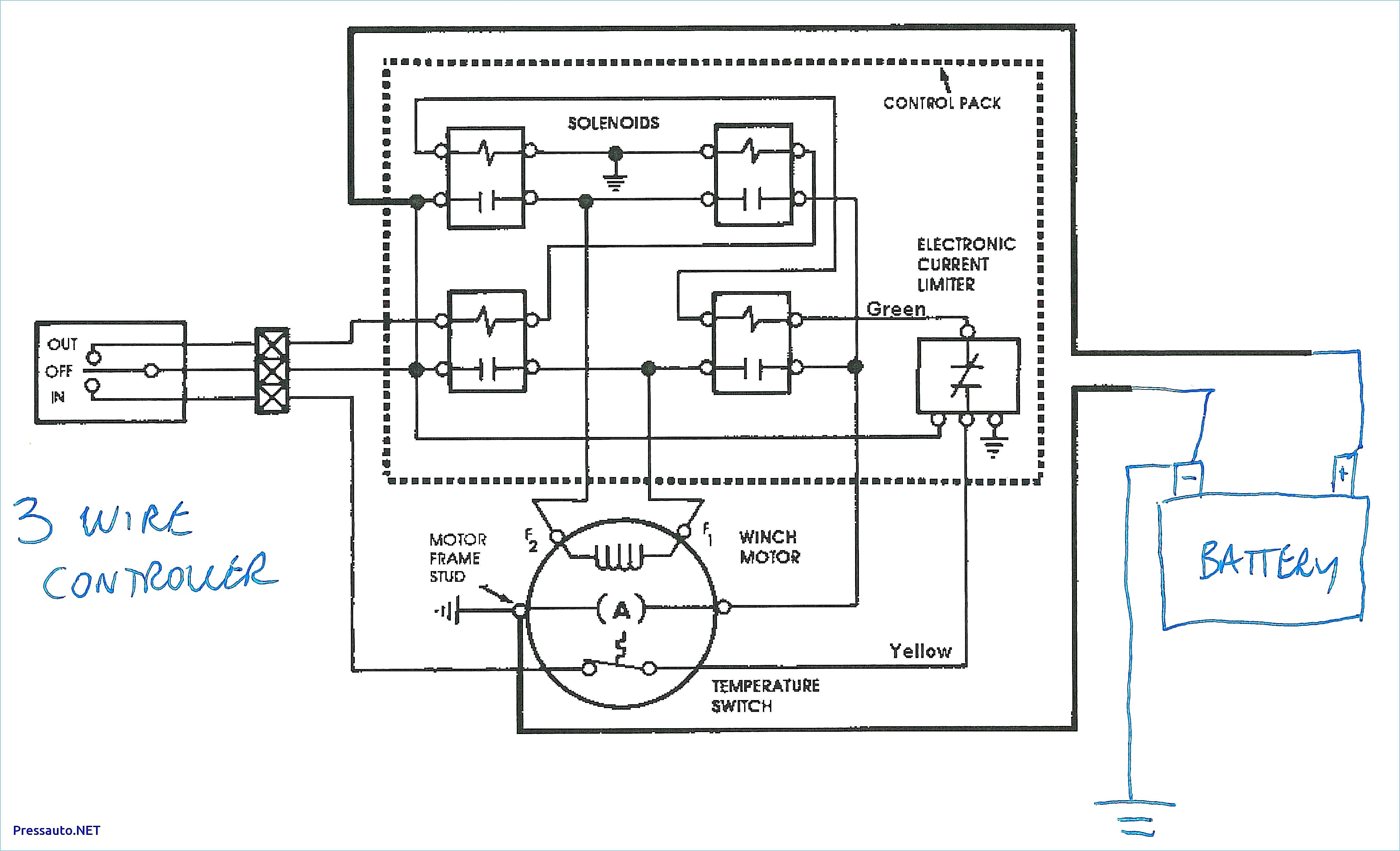 T Max Winch Wiring Diagram Wiring Library