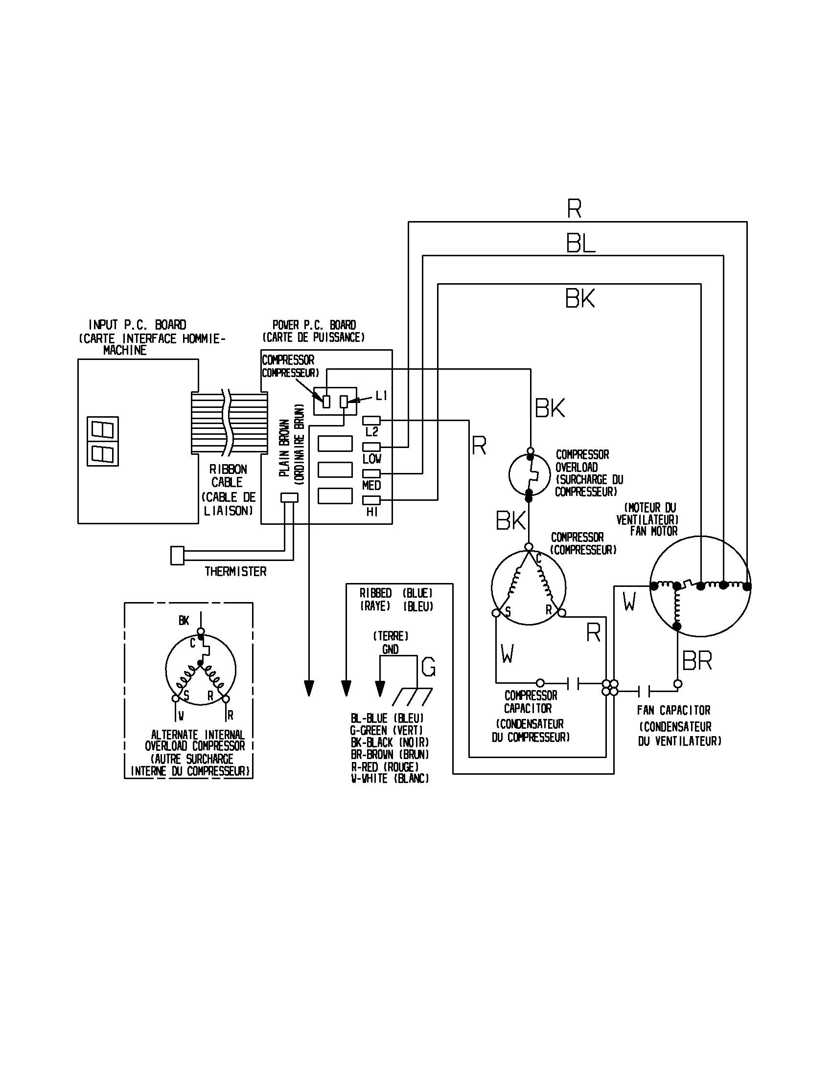 Air Compressor Capacitor Wiring Diagram Before You Call A