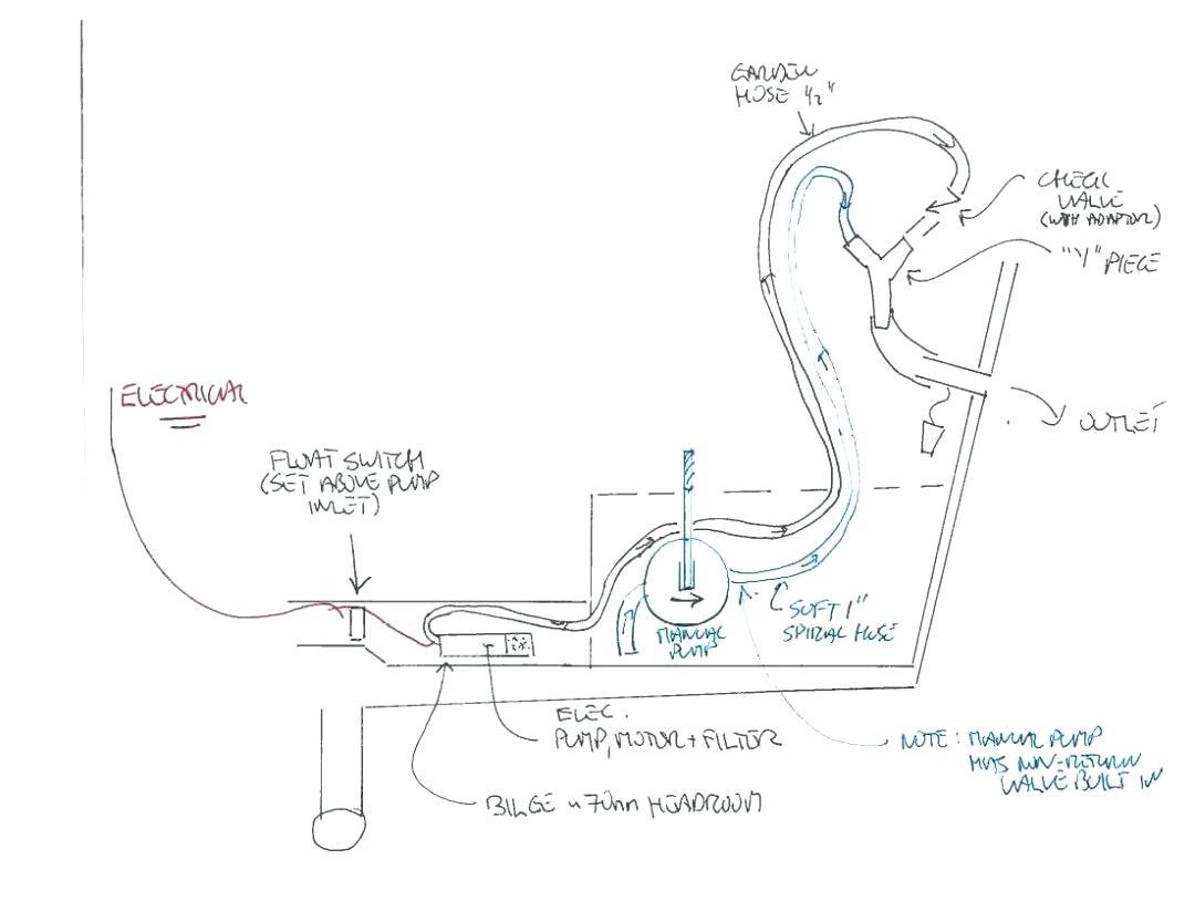 Bilge Pump Wiring Diagram