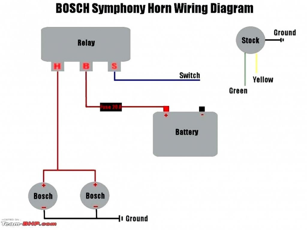 Wolo Train Horn Wiring Diagram Wiring Diagram