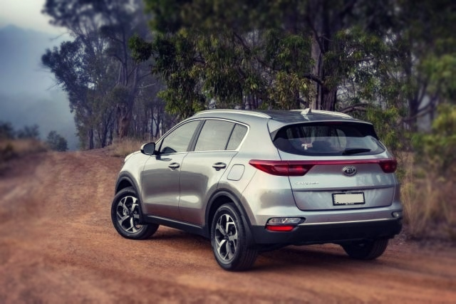 2019 Kia Sportage Review SX Turbo Towing Capacity 2020