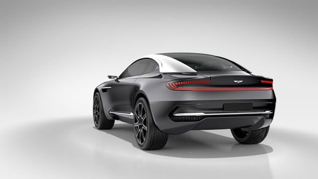 2020 Aston Martin DBX: Design, Powertrains, Arrival >> New 2020 Aston Martin Dbx Is The First Luxury Suv Made By