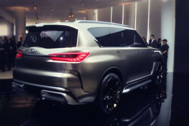 2020 Infiniti QX80 Redesign, Interior >> Next Gen 2020 Infiniti Qx80 Host Astonishing Design