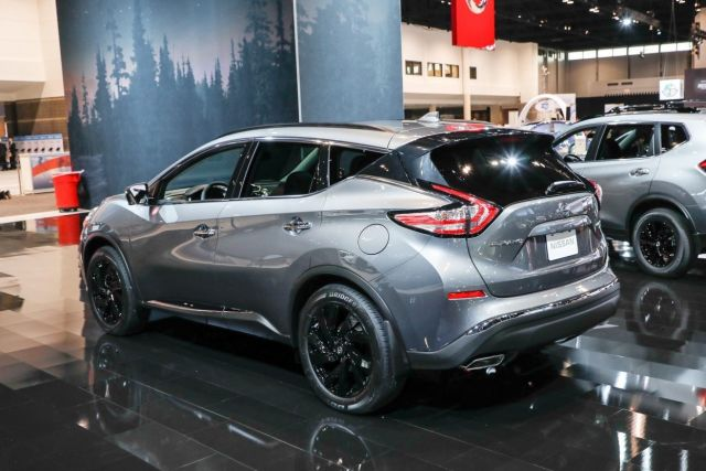 2020 Nissan Murano Platinum, Interior, Redesign >> 2020 Nissan Murano Review Redesign Specs Website Of