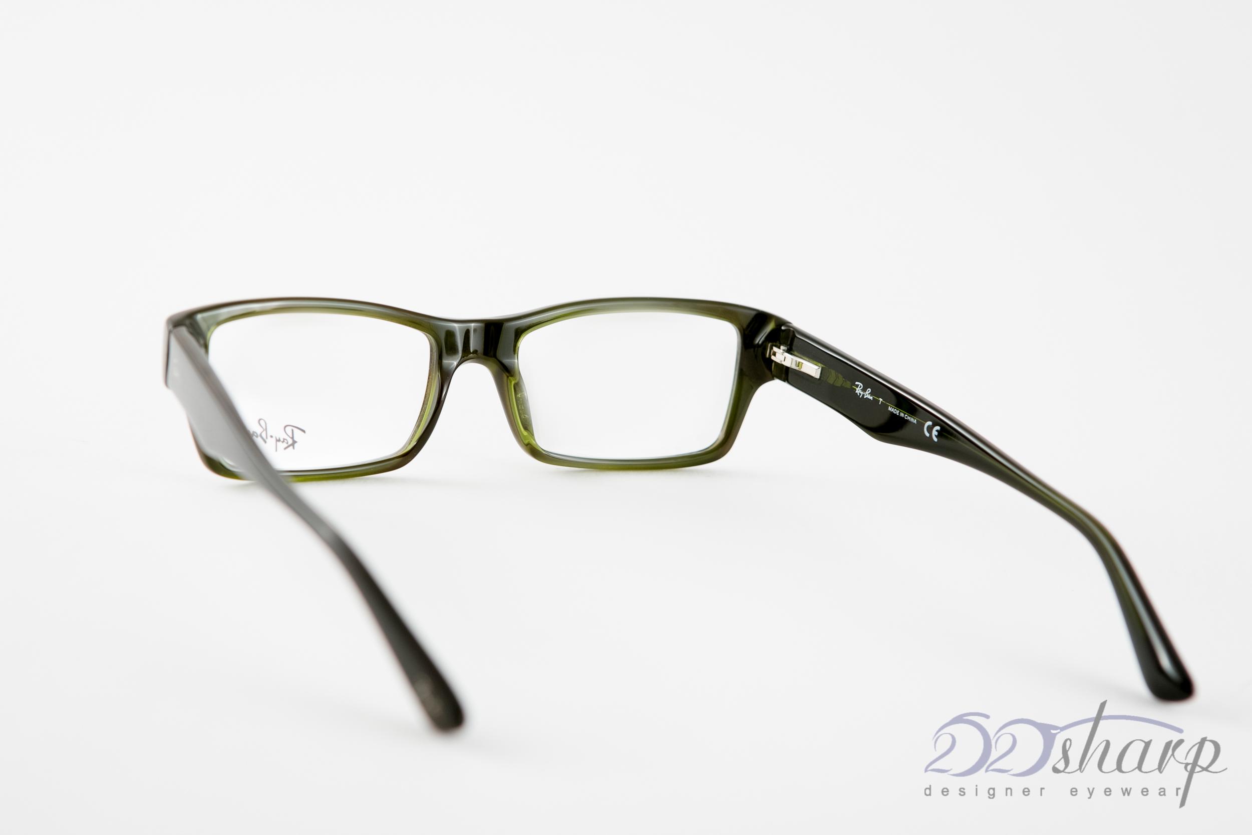Ray Ban Eyeglasses Ray Ban Black 54 18 145