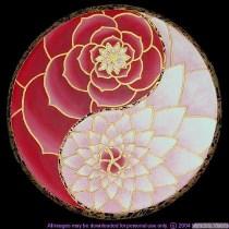 Pretty-Lotus-Flower-Yin-Yang-Tattoo-Idea