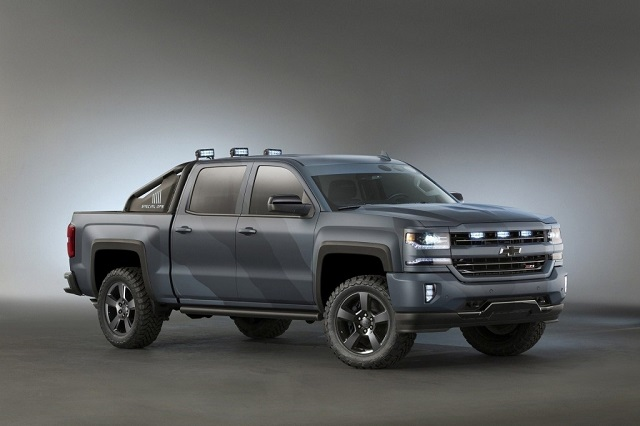 2019 Chevrolet Avalanche front