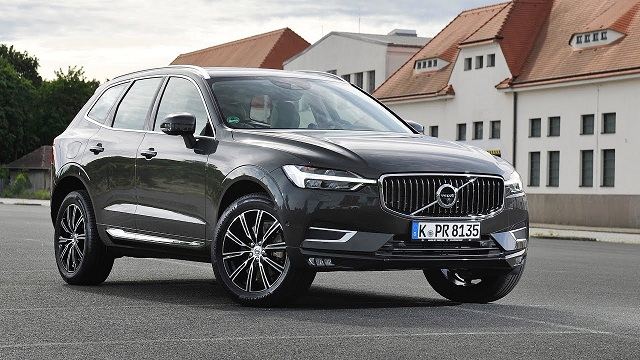 2019 volvo xc60 review changes hybrid release date