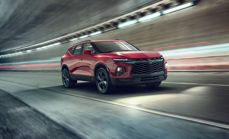 2020 Chevrolet Blazer Is A Crossover Now