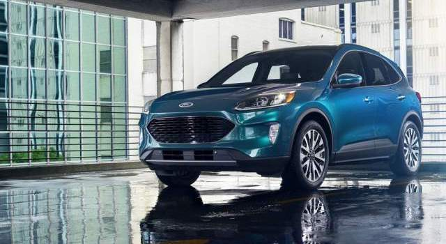2021 Ford Escape Redesign
